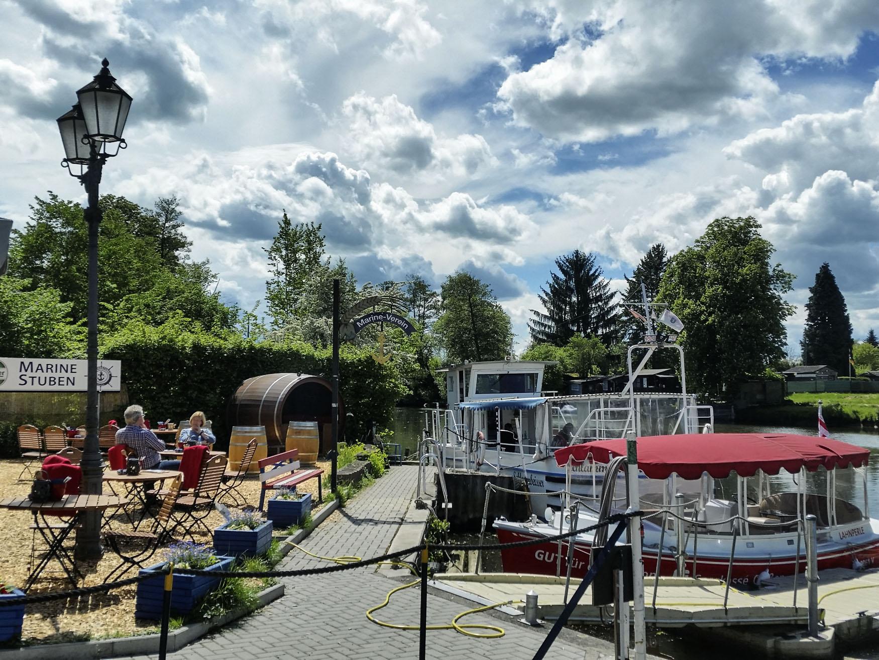 CH-Verein Mittelhessen Lahnausflug